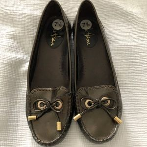 Cole Haan Flats - Brown